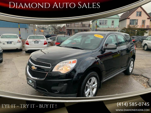 2014 Chevrolet Equinox for sale at Diamond Auto Sales in Milwaukee WI