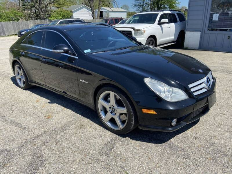 2007 Mercedes-Benz CLS for sale at Stiener Automotive Group in Galloway OH