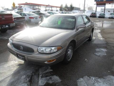 2002 Buick LeSabre for sale at King's Kars in Marion IA