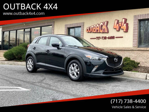 2016 Mazda CX-3 for sale at OUTBACK 4X4 in Ephrata PA