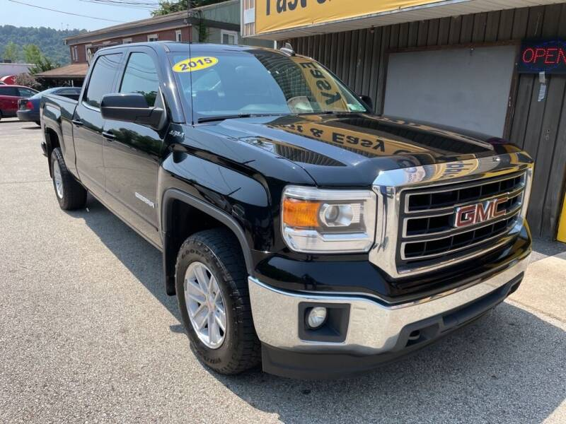 2015 GMC Sierra 1500 for sale at Worldwide Auto Group LLC in Monroeville PA