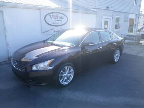 2011 Nissan Maxima for sale at VICTORY AUTO in Lewistown PA