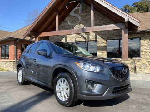 2014 Mazda CX-5 for sale at Auto Solutions in Maryville TN