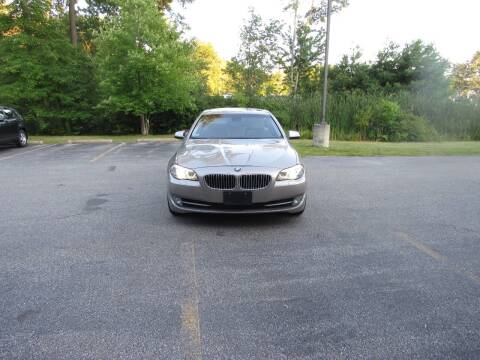 2012 BMW 5 Series for sale at Heritage Truck and Auto Inc. in Londonderry NH