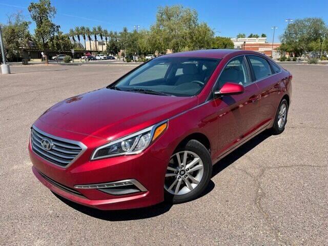 2015 Hyundai Sonata for sale at DR Auto Sales in Glendale AZ