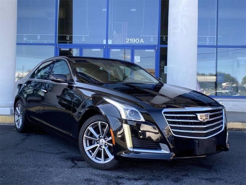 2019 Cadillac CTS for sale at Capital Cadillac of Atlanta in Smyrna GA