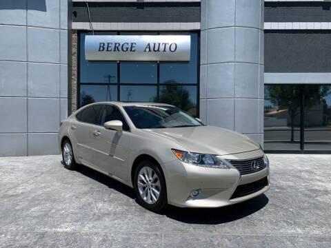 2014 Lexus ES 300h for sale at Berge Auto in Orem UT
