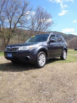 2012 Subaru Forester for sale at Valley Motor Sales in Bethel VT