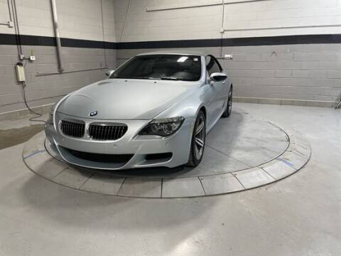 2008 BMW M6 for sale at Luxury Car Outlet in West Chicago IL