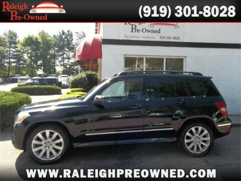2011 Mercedes-Benz GLK for sale at Raleigh Pre-Owned in Raleigh NC