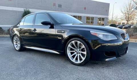 2006 BMW M5 for sale at Weaver Motorsports Inc in Cary NC