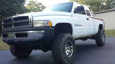 2000 Dodge Ram Pickup 1500 for sale at Happy Days Auto Sales in Piedmont SC