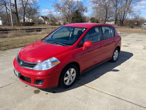 2012 Nissan Versa for sale at Mr. Auto in Hamilton OH
