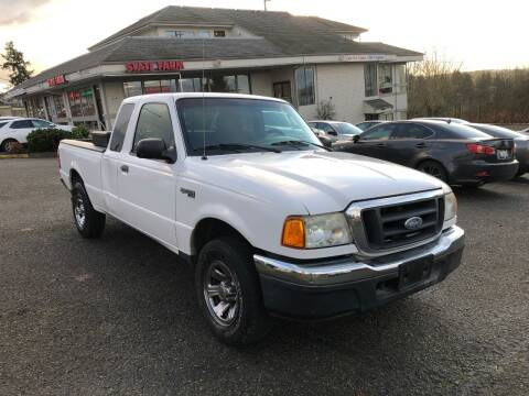2004 Ford Ranger for sale at KARMA AUTO SALES in Federal Way WA