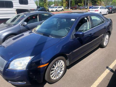 2006 Mercury Milan for sale at Blue Line Auto Group in Portland OR