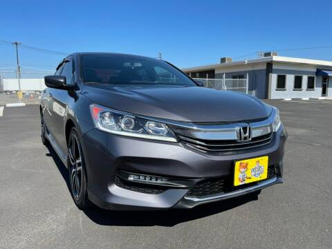 2016 Honda Accord for sale at Approved Autos in Sacramento CA