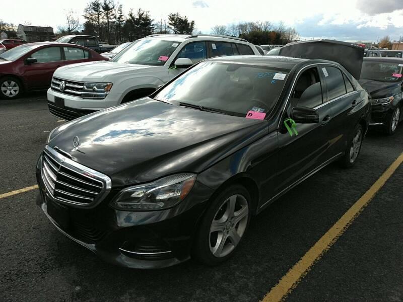 2014 Mercedes-Benz E-Class for sale at BUY RITE AUTO MALL LLC in Garfield NJ