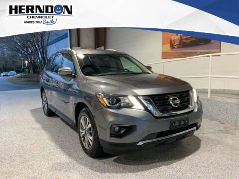 2019 Nissan Pathfinder for sale at Herndon Chevrolet in Lexington SC