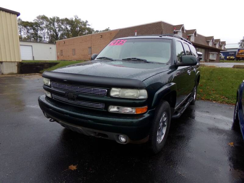 2003 Chevrolet Suburban for sale at Rose Auto Sales & Motorsports Inc in McHenry IL