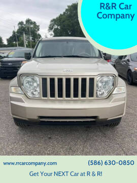 2010 Jeep Liberty for sale at R&R Car Company in Mount Clemens MI