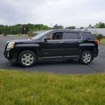 2010 GMC Terrain for sale at Stellar Motor Group in Hudson NH