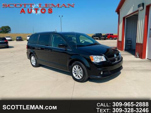 2019 Dodge Grand Caravan for sale at SCOTT LEMAN AUTOS in Goodfield IL