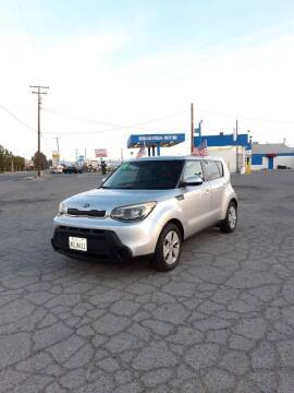 2014 Kia Soul for sale at Autosales Kingdom in Lancaster CA