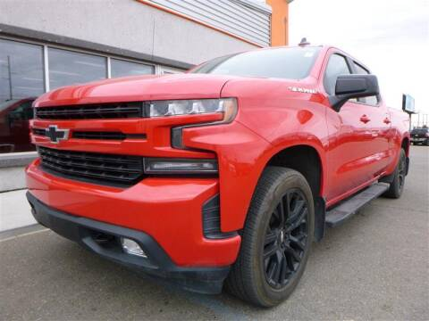 2019 Chevrolet Silverado 1500 for sale at Torgerson Auto Center in Bismarck ND