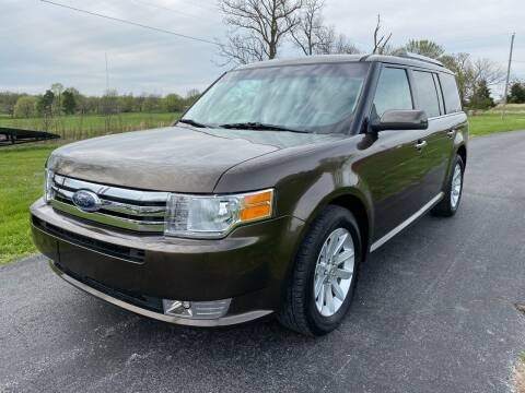 2011 Ford Flex for sale at Champion Motorcars in Springdale AR