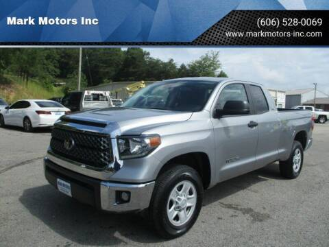 2019 Toyota Tundra for sale at Mark Motors Inc in Gray KY