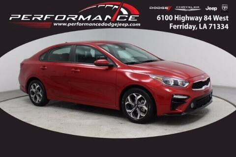 2021 Kia Forte for sale at Auto Group South - Performance Dodge Chrysler Jeep in Ferriday LA