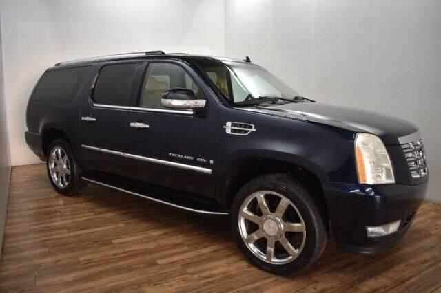 2007 Cadillac Escalade ESV for sale at Paris Motors Inc in Grand Rapids MI