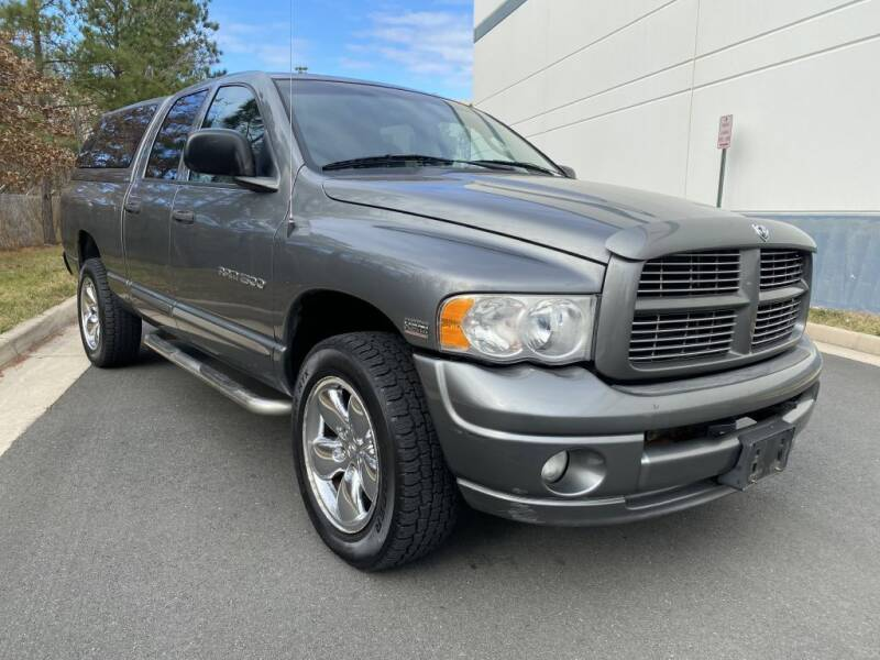 2005 Dodge Ram Pickup 1500 for sale at PM Auto Group LLC in Chantilly VA