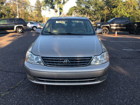 2003 Toyota Avalon for sale at Barry's Auto Sales in Pottstown PA