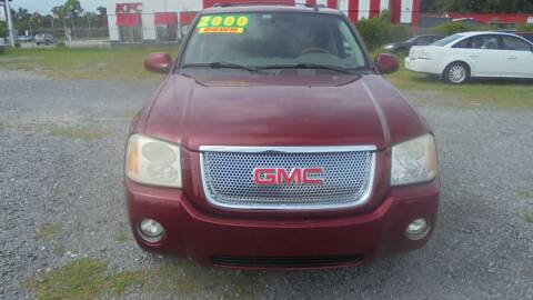 2008 GMC Envoy for sale at Auto Mart - Moncks Corner in Moncks Corner SC