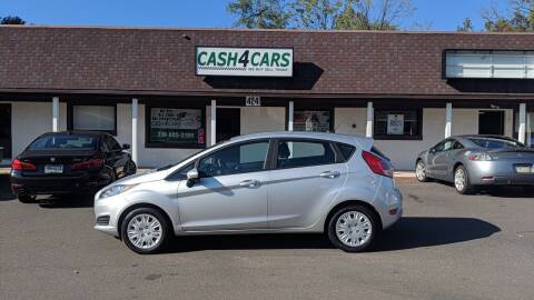 2016 Ford Fiesta for sale at Cash 4 Cars in Penndel PA