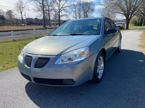2007 Pontiac G6 for sale at Affordable Dream Cars in Lake City GA