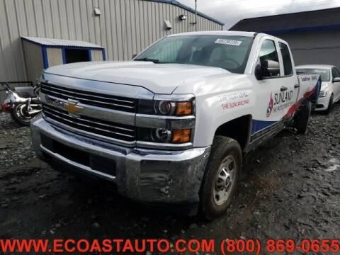 2018 Chevrolet Silverado 2500HD for sale at East Coast Auto Source Inc. in Bedford VA