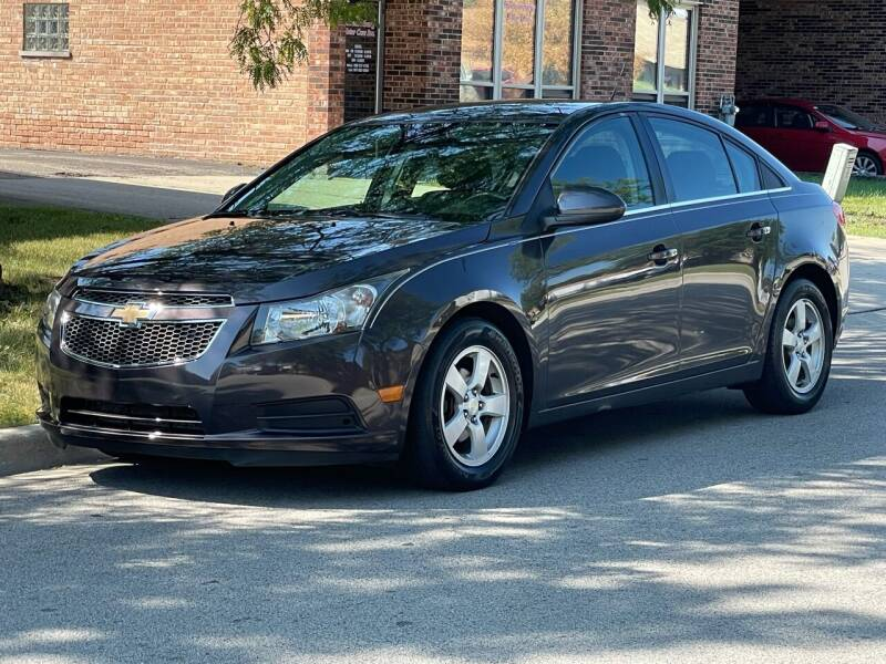 2014 Chevrolet Cruze for sale at Schaumburg Motor Cars in Schaumburg IL