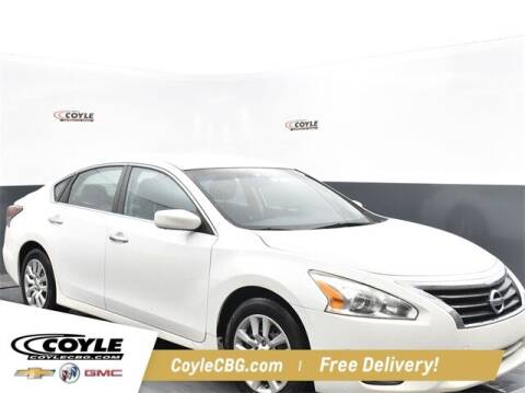 2015 Nissan Altima for sale at COYLE GM - COYLE NISSAN - New Inventory in Clarksville IN