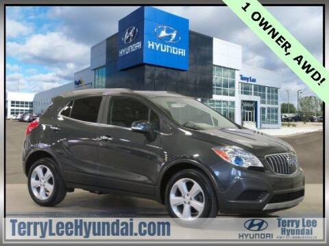 2016 Buick Encore for sale at Terry Lee Hyundai in Noblesville IN
