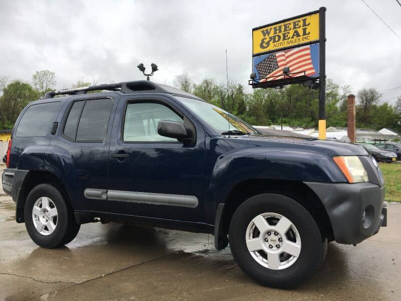 2006 Nissan Xterra for sale in Cincinnati, OH