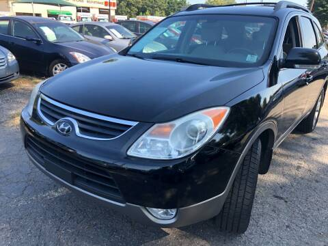 2012 Hyundai Veracruz for sale at Atlantic Auto Sales in Garner NC