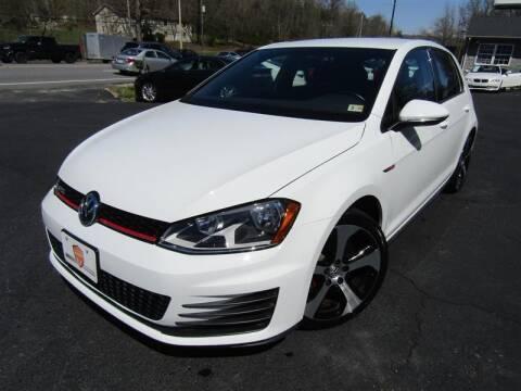 2017 Volkswagen Golf GTI for sale at Guarantee Automaxx in Stafford VA