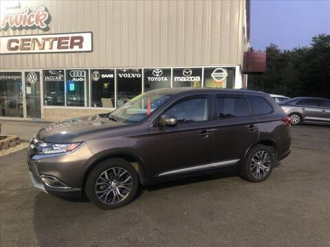 2017 Mitsubishi Outlander for sale at North Berwick Auto Center in Berwick ME