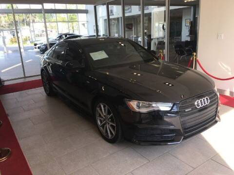 2018 Audi A6 for sale at Adams Auto Group Inc. in Charlotte NC