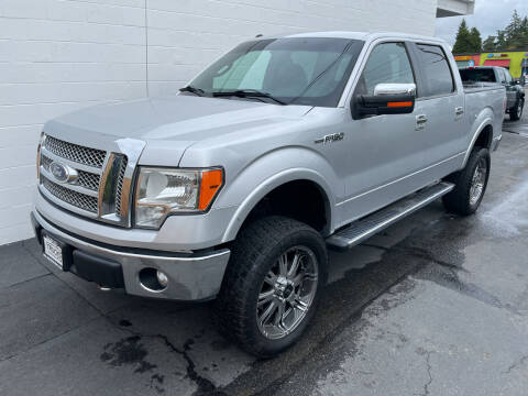 2011 Ford F-150 for sale at APX Auto Brokers in Edmonds WA