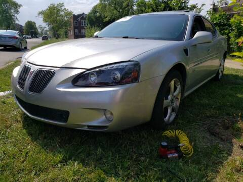 2006 Pontiac Grand Prix for sale at WEST END AUTO INC in Chicago IL