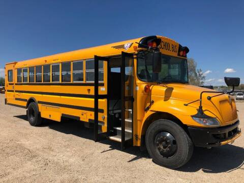 2015 International Maxxforce for sale at Western Mountain Bus & Auto Sales - Buses & Service in Nampa ID