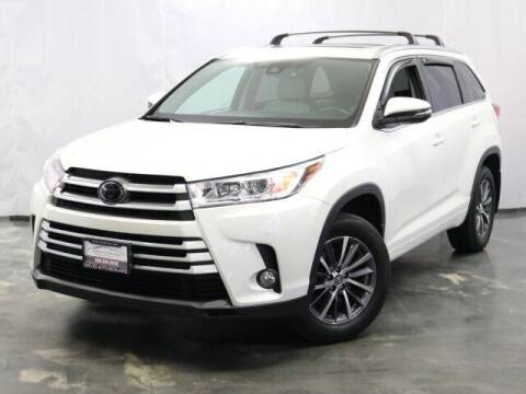 2017 Toyota Highlander for sale at United Auto Exchange in Addison IL